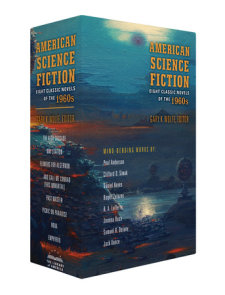 American Science Fiction: Eight Classic Novels of the 1960s 2C BOX SET