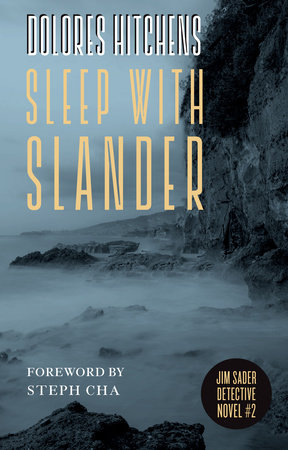 Sleep with Slander by Dolores Hitchens