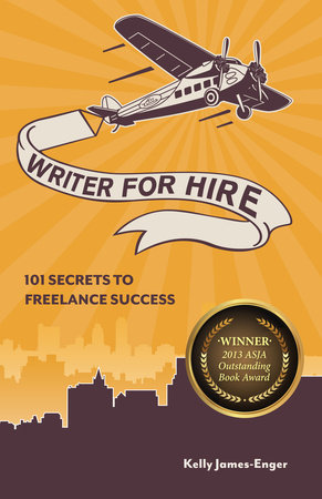 Writer for Hire by Kelly James Enger