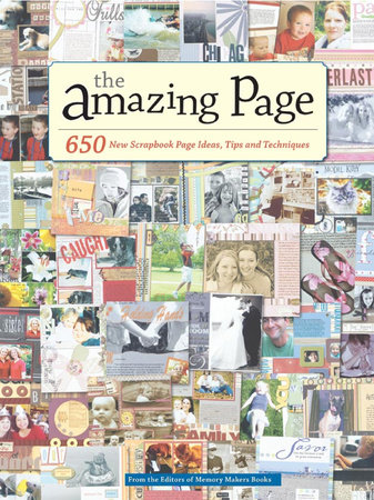 The Amazing Page by Memory Makers