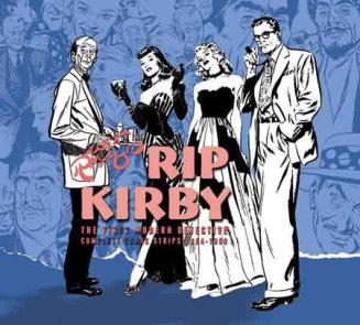 Rip Kirby, Vol. 4: 1954-1956