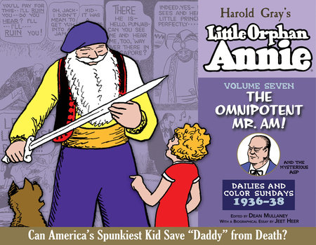 Complete Little Orphan Annie Volume 7 by
