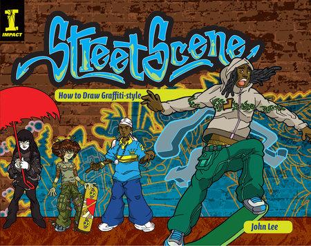 Street Scene by John Lee