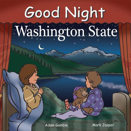 Good Night Washington State by Adam Gamble and Mark Jasper