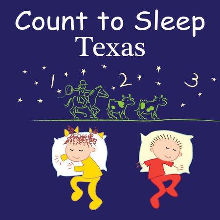 Count To Sleep Texas by Adam Gamble and Mark Jasper