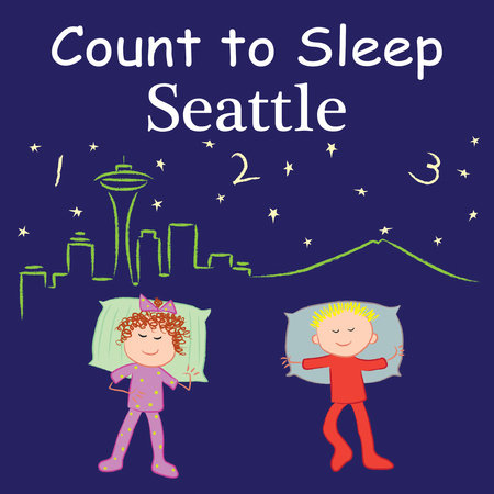 Count To Sleep Seattle by Adam Gamble and Mark Jasper