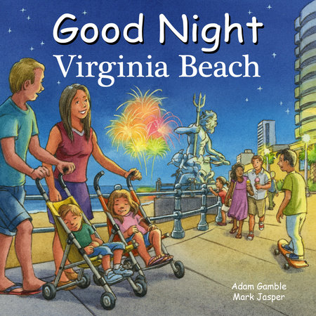 Good Night Virginia Beach by Adam Gamble and Mark Jasper