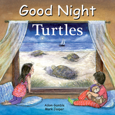 Good Night Turtles by Adam Gamble and Mark Jasper