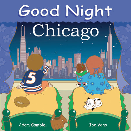 Good Night Chicago by Adam Gamble