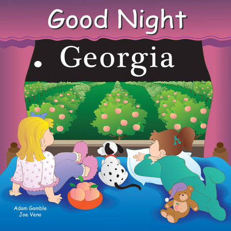 Good Night Georgia by Adam Gamble