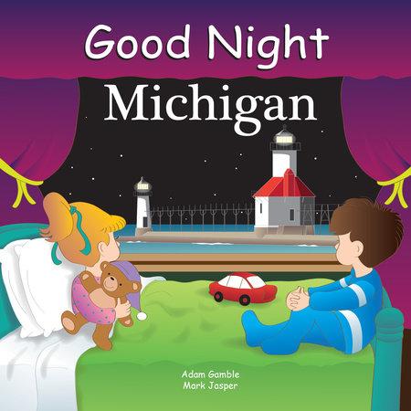 Good Night Michigan by Adam Gamble