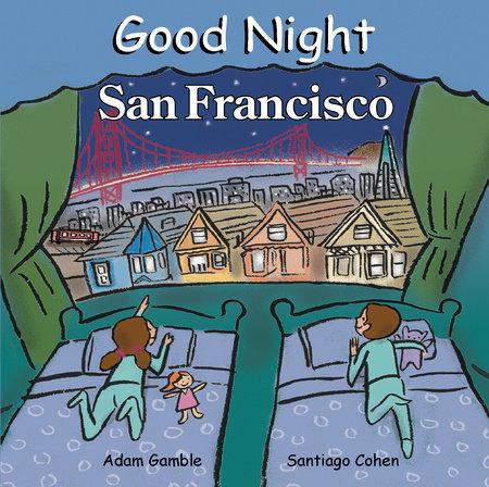 Good Night San Francisco by Adam Gamble