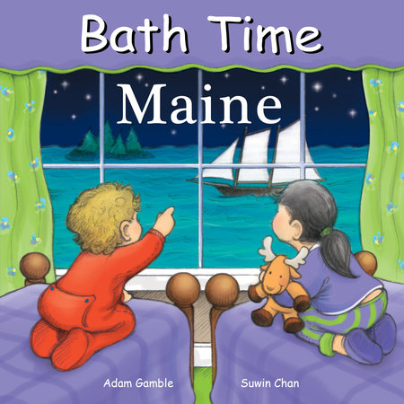 Bath Time Maine