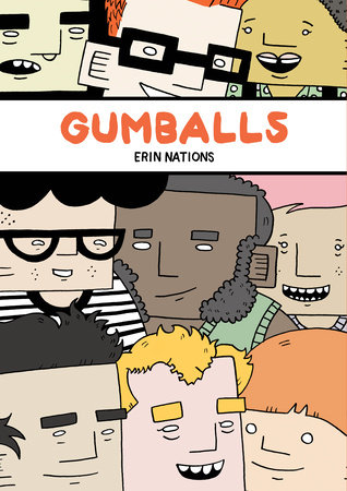 Gumballs by Erin Nations