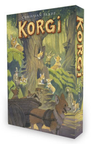 Korgi Slipcase Edition