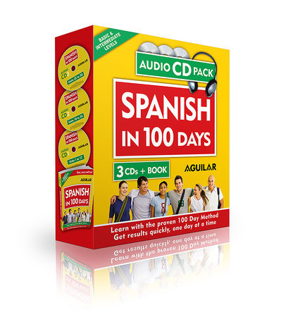 Spanish in 100 Days (Libro + 3 CDs) / Spanish in 100 days Audio Pack by Spanish In 100 Days