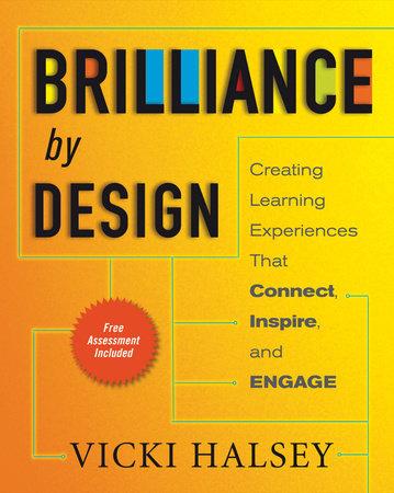 Brilliance by Design by Vicki Halsey