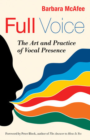Full Voice by Barbara McAfee
