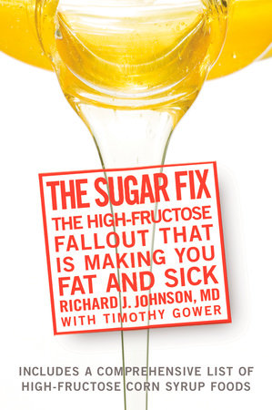 The Sugar Fix by Richard Johnson and Tim Gower