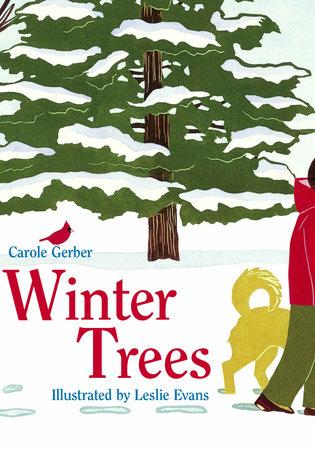 Winter Trees by Carole Gerber