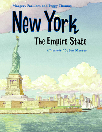 New York by Margery Facklam and Peggy Thomas