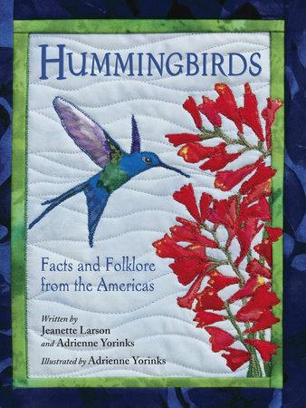 Hummingbirds by Jeanette Larson