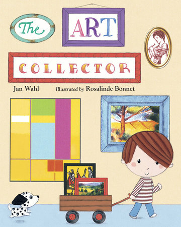 The Art Collector by Jan Wahl