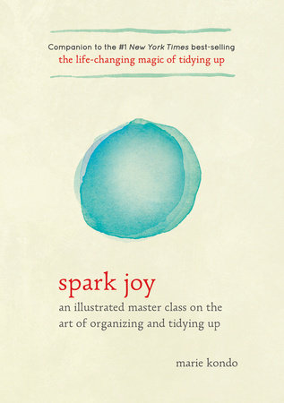 Spark Joy Book Cover Picture