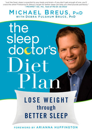The Sleep Doctor's Diet Plan by Michael Breus and Debra Fulgham Bruce