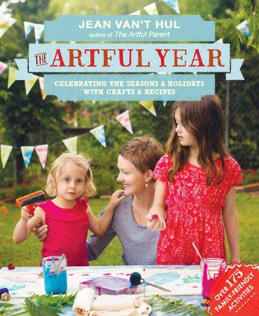 The Artful Year by Jean Van't Hul