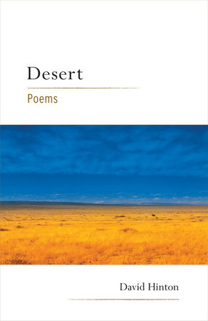 Desert by David Hinton