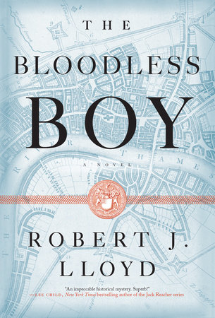 The Bloodless Boy by Robert J. Lloyd