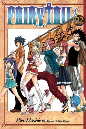 FAIRY TAIL 22 by Hiro Mashima