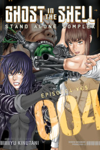 Ghost in the Shell: Stand Alone Complex 4