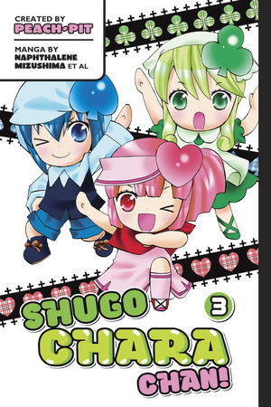 Shugo Chara Chan 3 by Peach-Pit and Others
