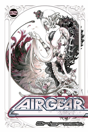 Air Gear 32 by Oh!Great