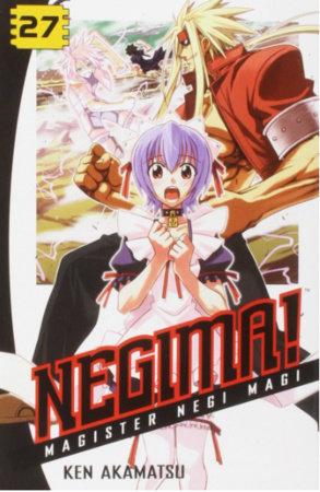 Negima! 27 by Ken Akamatsu