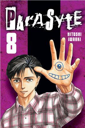 Parasyte 8 by Hitoshi Iwaaki