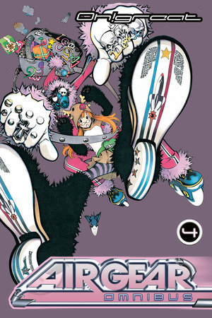 Air Gear Omnibus 4 by Oh!Great