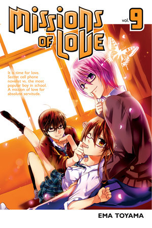 Missions of Love 9 by Ema Toyama
