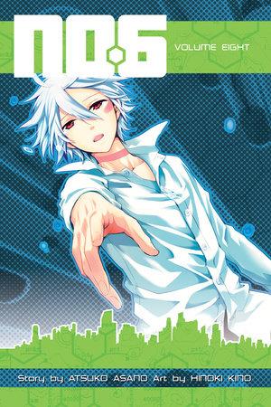 No. 6 Volume 8 by Story by Atsuko Asano; Art by Hinoki Kino