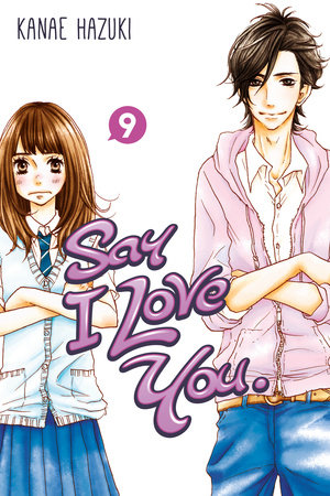 Say I Love You. 9
