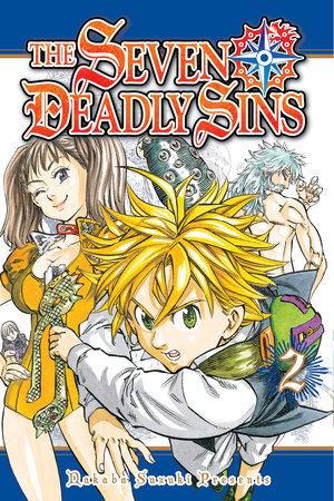 The Seven Deadly Sins 2 by Nakaba Suzuki