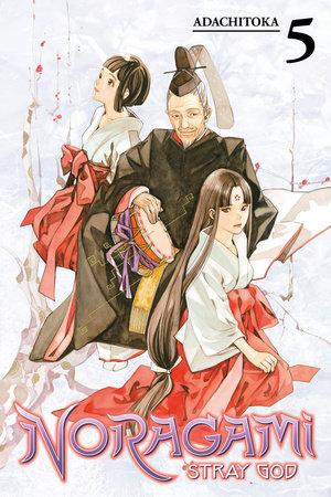 Noragami: Stray God 5 by Adachitoka