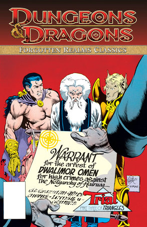 Dungeons & Dragons: Forgotten Realms Classics Volume 2 by Barbara Kesel, James Lowder, Dan Mishkin and Jeff Grubb