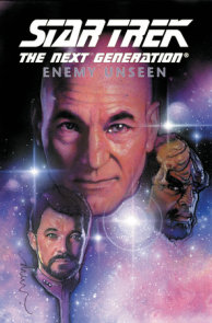 Star Trek Classics Volume 2: Enemy Unseen