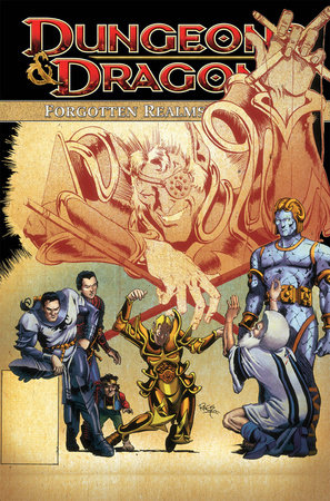 Dungeons & Dragons: Forgotten Realms Classics Volume 3 by Jeff Grubb