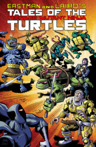 Tales of the Teenage Mutant Ninja Turtles Volume 1