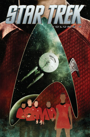Star Trek Volume 4 by Mike Johnson