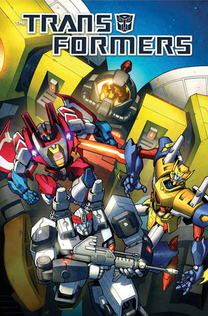 Transformers: Robots In Disguise Volume 3 by John Barber